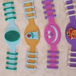 Descargar diseños 3D gratis Disney mask straps, lolo_aguirre