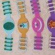 Download free STL files Disney mask straps, lolo_aguirre