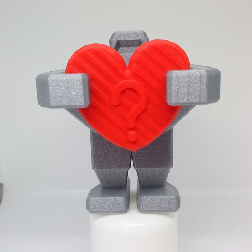 IMG_20200222_161402.jpg Download free STL file PLP ROBOT HEART • 3D printing model, PLP