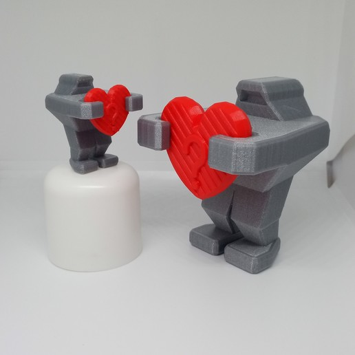 IMG_20200222_161714.jpg Download free STL file PLP ROBOT HEART • 3D printing model, PLP