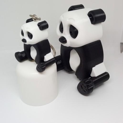 IMG_20200222_185850.jpg Télécharger fichier STL PLP PANDA • Modèle pour impression 3D, PLP