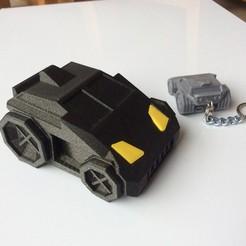 Plan 3D PLP AUTO 2, PLP