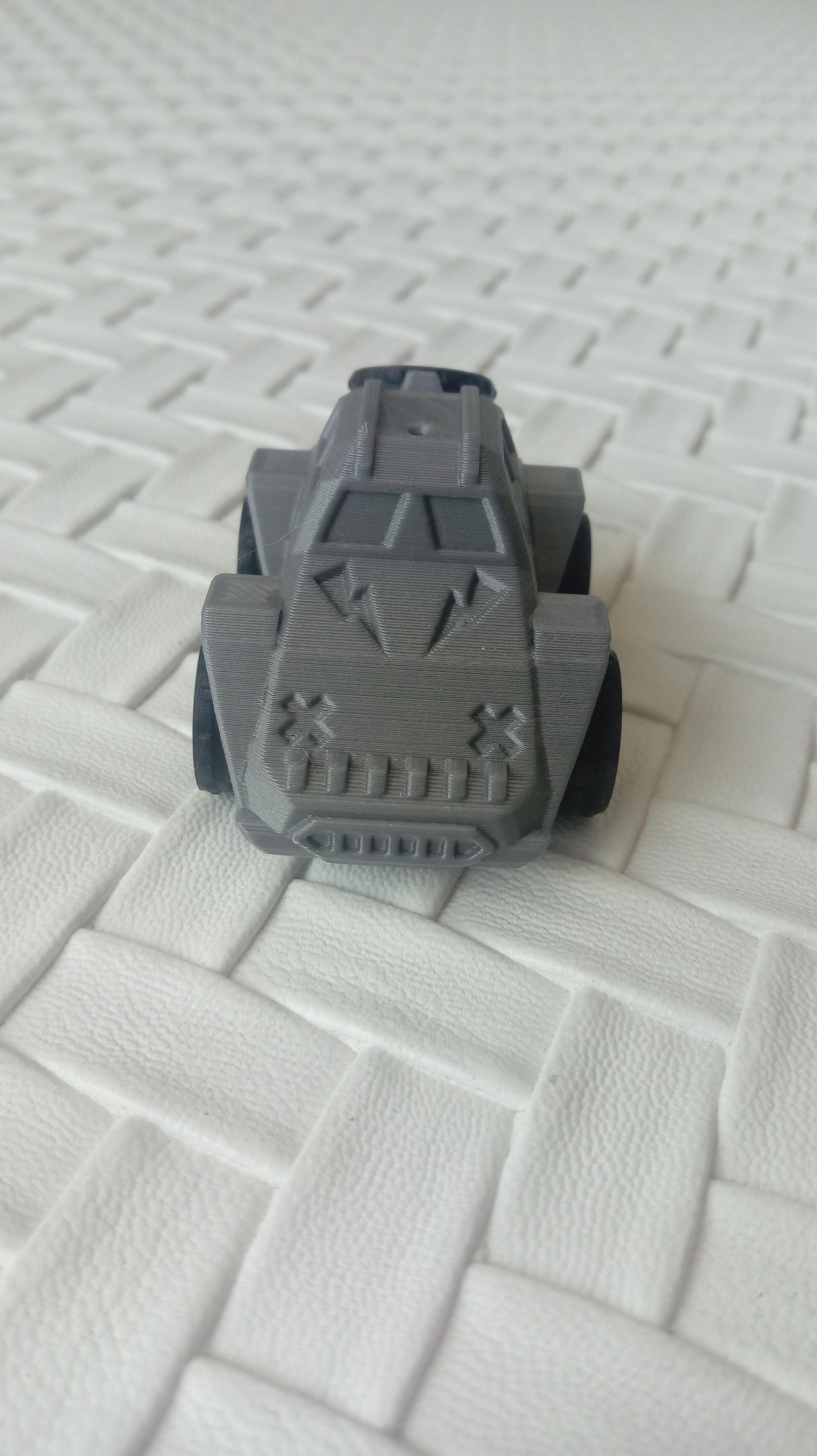 IMG_20190526_134816.jpg Télécharger fichier STL gratuit AUTO CROSS BAROUDEUR • Objet pour impression 3D, PLP