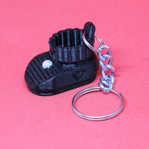 IMG_4161.JPG Download free STL file PLP baby slipper • 3D printer model, PLP