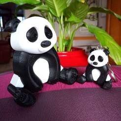 Download 3D printing models PLP PANDA, PLP