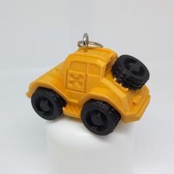 Télécharger plan imprimante 3D gatuit AUTO CROSS BAROUDEUR, PLP