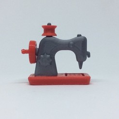 Download free 3D printer model PLP SEWING MACHINE, PLP