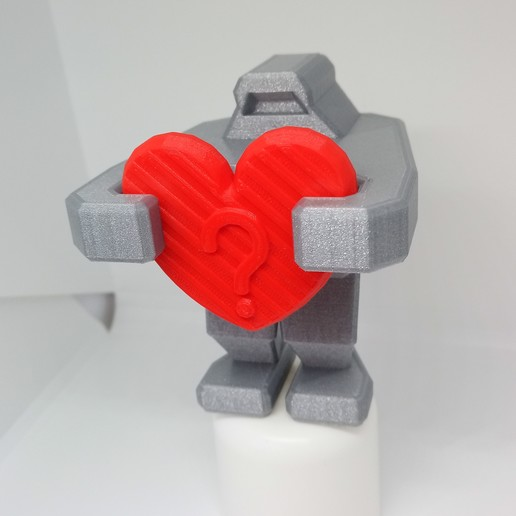IMG_20200222_161356.jpg Download free STL file PLP ROBOT HEART • 3D printing model, PLP