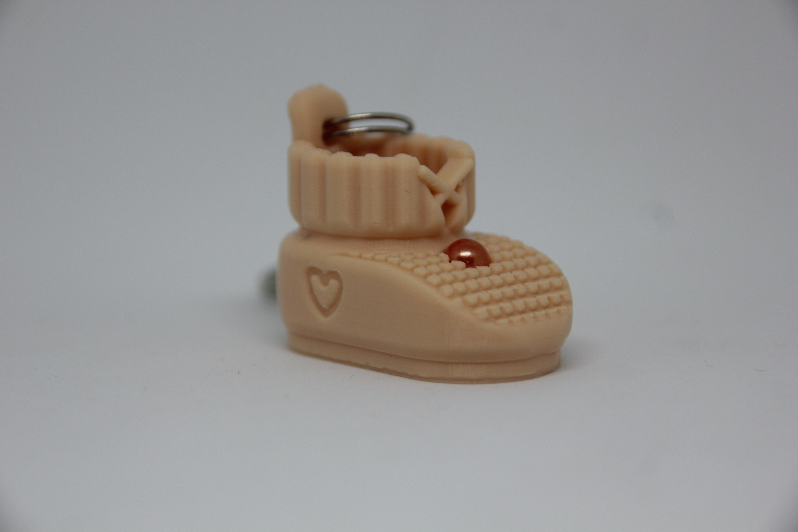 IMG_4080.JPG Download free STL file PLP baby slipper • 3D printer model, PLP