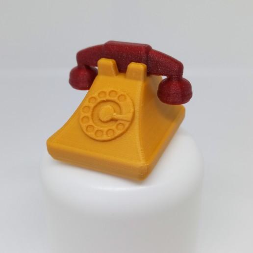 Download free 3D printer files TELEPHONE, PLP