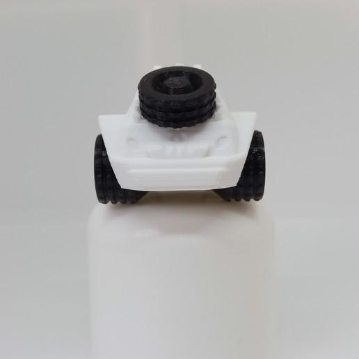 IMG_20200229_120356.jpg Télécharger fichier STL gratuit AUTO CROSS BAROUDEUR • Objet pour impression 3D, PLP