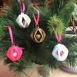 Download free 3D printing templates PLP CHRISTMAS ORNAMENTS (2), PLP