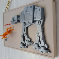 3D printing model PLP STAGE FRAME, PLP
