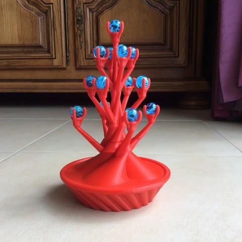 EF6D0691-BF76-42CD-AAF5-373B07FBC871.jpeg Download STL file PLP LUCKY TREE 13 • 3D printable design, PLP