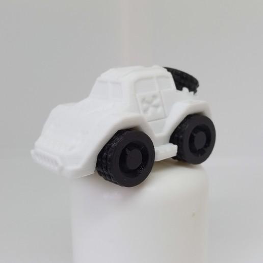 IMG_20200229_120328.jpg Télécharger fichier STL gratuit AUTO CROSS BAROUDEUR • Objet pour impression 3D, PLP