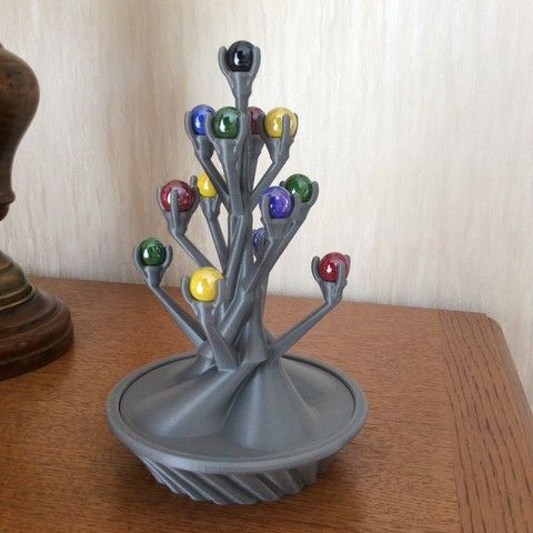 IMG_3007-10-03-18-16-54.JPG Download STL file PLP LUCKY TREE 13 • 3D printable design, PLP