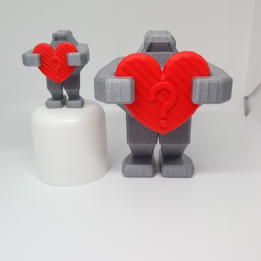 IMG_20200222_161605.jpg Download free STL file PLP ROBOT HEART • 3D printing model, PLP