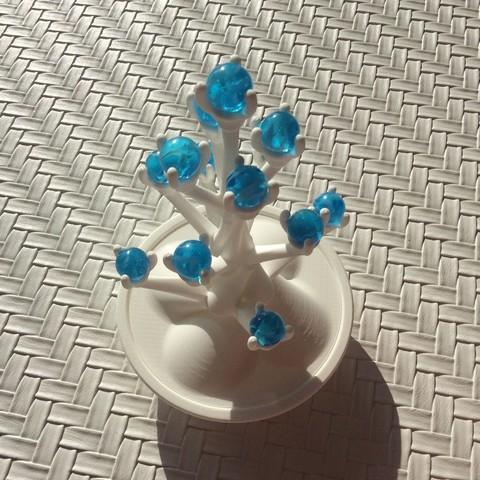481D2C00-A2A5-405F-9363-A23A1F81D487.jpeg Download STL file PLP LUCKY TREE 13 • 3D printable design, PLP