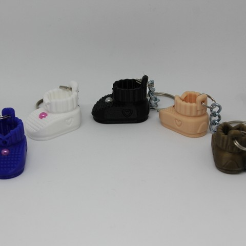 IMG_4082.JPG Download free STL file PLP baby slipper • 3D printer model, PLP