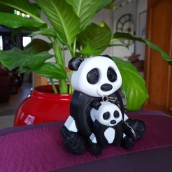 IMG_20200118_153508.jpg Download STL file PLP PANDA • Model to 3D print, PLP
