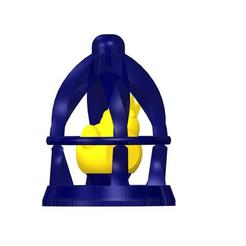 Download free 3D printer designs PLP BIRD IN A CAGE, PLP