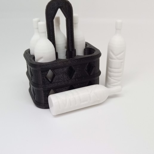 IMG_20200229_105515.jpg Download free STL file BOTTLE CRATE • 3D printing object, PLP