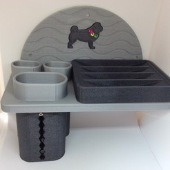 3D printing model PLP SINK SHELF, PLP