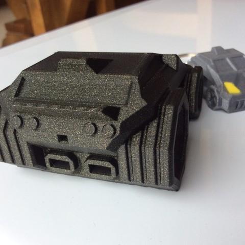 AB61F0EA-9EA0-47B2-B699-6BD978B6F261.jpeg Download STL file PLP AUTO 2 • 3D printable model, PLP