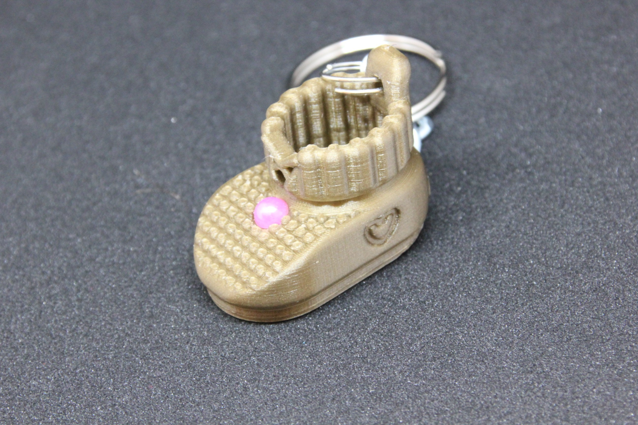 IMG_4115.JPG Download free STL file PLP baby slipper • 3D printer model, PLP