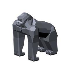 Modèle 3D PLP GORILLE, PLP