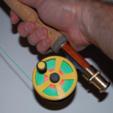 Download free STL file Ultralight Fly Fishing Reel • 3D print object, sthone