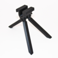 Free Cell Phone Tripod 3D printer file, sthone