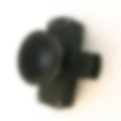 Télécharger fichier imprimante 3D gratuit Étui Raspberry Pi Zero W (câble court), sthone