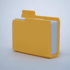 Free 3D model File Folder USB Drive, sthone