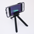 Download free STL file Cell Phone Tripod • 3D print model, sthone