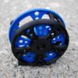 Descargar modelos 3D gratis Carrete para la pesca con mosca, sthone