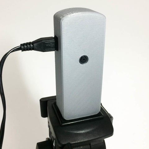Download free 3D printer designs Raspberry Pi Zero W Case w/Camera, sthone