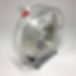Download free STL file Adjustable Width Spool Roller • 3D print model, sthone