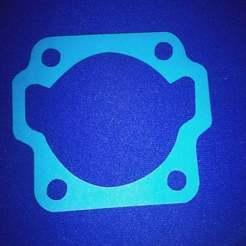 IMG_20200418_222837.jpg Download free STL file MBK gasket base gasket for engine AV7 / base gasket for engine • 3D printer object, SamiJoe