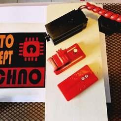 Plate__V3_Carriage05.jpg Download free STL file 5.5W Laser holder for 3DPBURNER • 3D printer object, SamiJoe