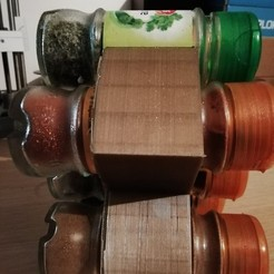 stl file Spice rack, thibaoult