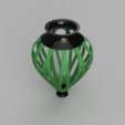 Free stl file Entwined Vase (Potential Multi-Color), jayrodkoji
