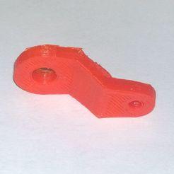 Free 3D printer designs CONTROL RETURN OPENING FRONT DOORS SPACE 2, BENHUR