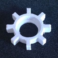 Free 3D printer files Disassembly tool for breakers and foamers, BENHUR