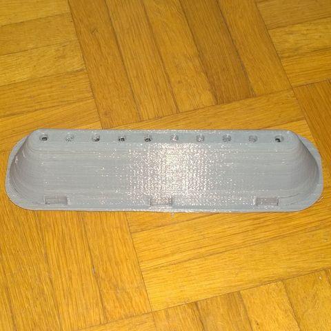 Download free STL file Dawn drum Indesit 7kg IWE 71451B • 3D printing template, BENHUR