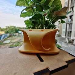 Download OBJ file Ganesha idol for Car Dashboard  • 3D printable design, har3336