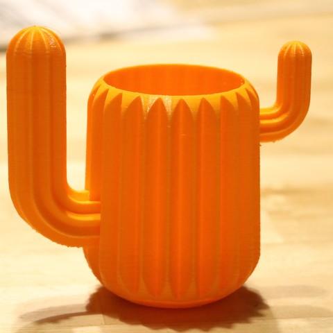 Impresiones 3D Maceta para lápices, Pit47