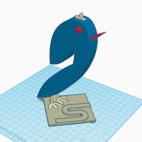 Télécharger fichier 3D gratuit Le Stratomakericus   #STRATOMAKER, Dem_ria