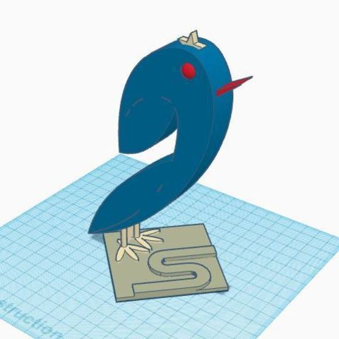 Free The Stratomakericus #STRATOMAKER 3D printer file, Dem_ria