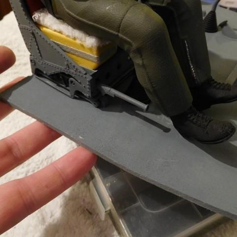 DSCN0981.JPG Download STL file Vario Lynx 1:8 scale cockpit interior. • Template to 3D print, tahustvedt
